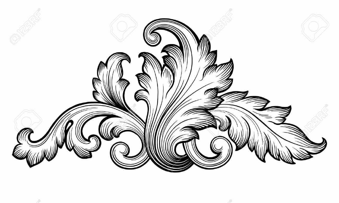 Baroque Ornament Baroque Frames Baroque Ornament Baroque