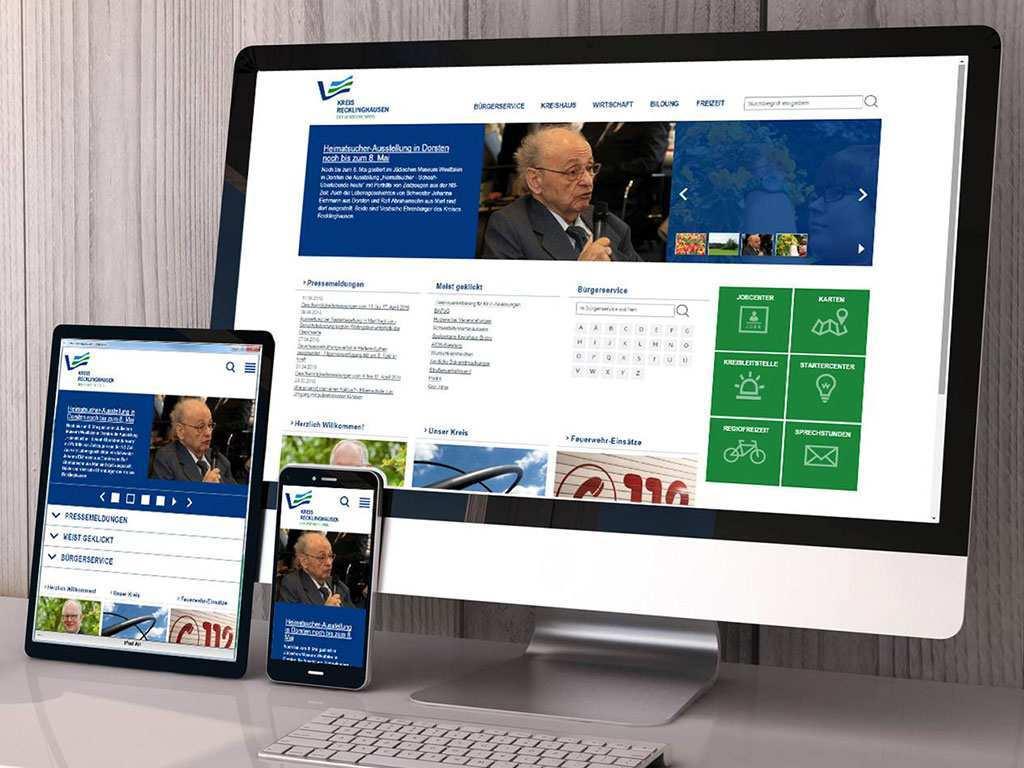 Beispiele Fur Barrierefreie Webseiten Agentur Und Experte Fur Barrierefreies Webdesign Barrierefreies Internet Nach Bitv Und Wcag