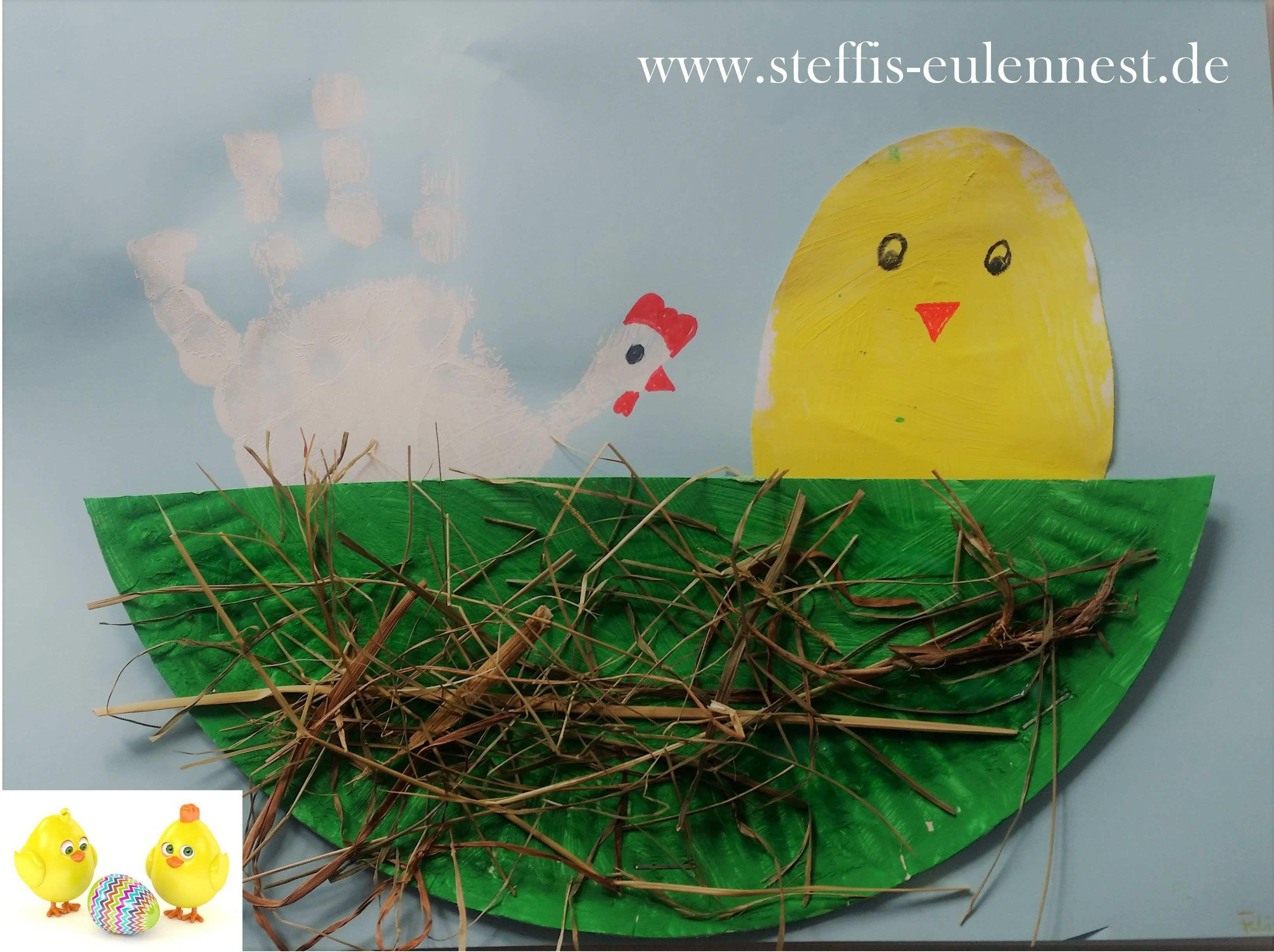 Basteln Basteln Mit Kindern Ostern Osterkuken Kuken Henne Hahn Kita Kindergarten Pap Ostern Basteln Mit Kindern Kuken Basteln Basteln Fruhling Kinder
