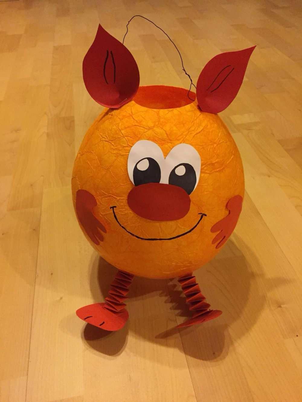 Monster Laterne Luftballon Seidenpapier Achtung Farbt Sehr Stark Handsch Kunstunterric In 2020 Laterne Basteln Luftballon Laternen Basteln Laterne Basteln Vorlagen