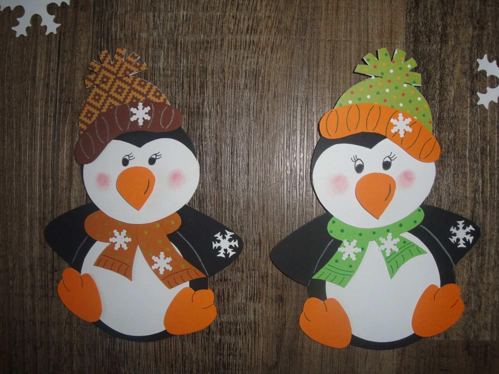 Ablakkepek Fensterbilder Penguins Pingvinek Fensterbilder Weihnachten Basteln Fensterdeko Weihnachten Basteln Fensterbilder Basteln