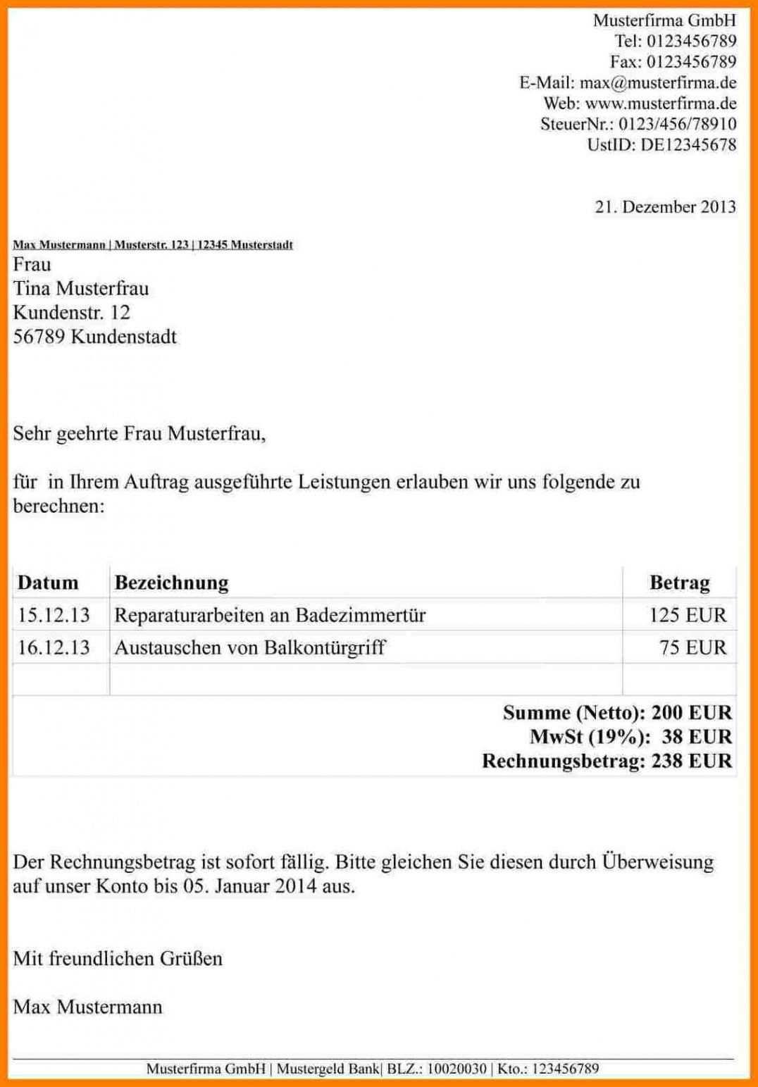 Blattern Unsere Das Beispiel Von Coaching Rechnung Vorlage Rechnung Vorlage Vorlagen Word Rechnungsvorlage