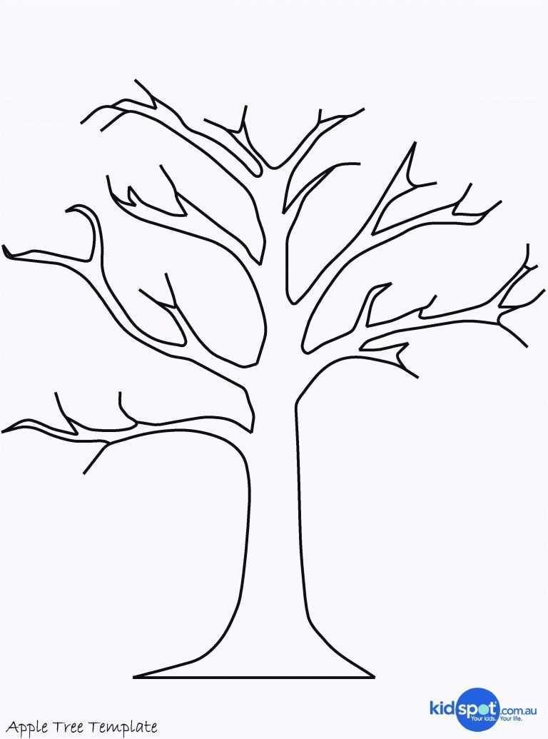 Bastelvorlage Baum Neu Scha N Baum Basteln Vorlage Kreatives Muster Baum Basteln Bastelvorlagen Baum Vorlage
