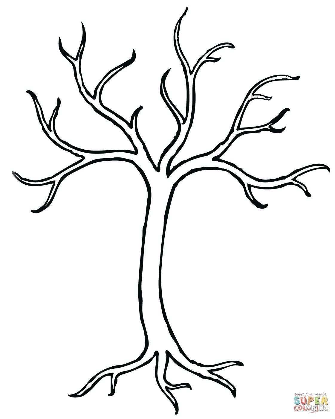 Malvorlagen Baum In 2020 Baum Vorlage Malvorlagen Vorlagen