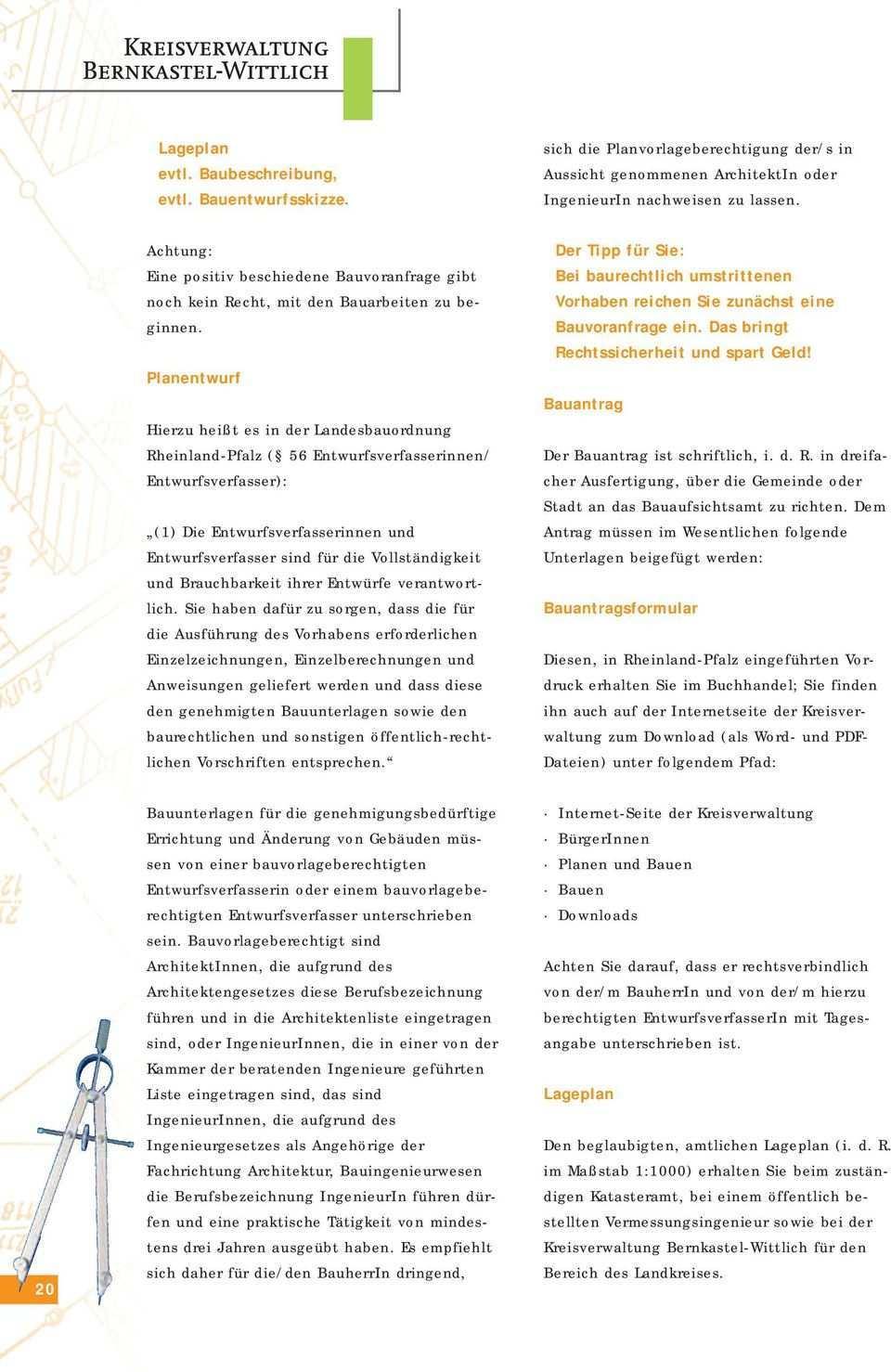 Bauen Im Landkreis Bernkastel Wittlich Pdf Free Download