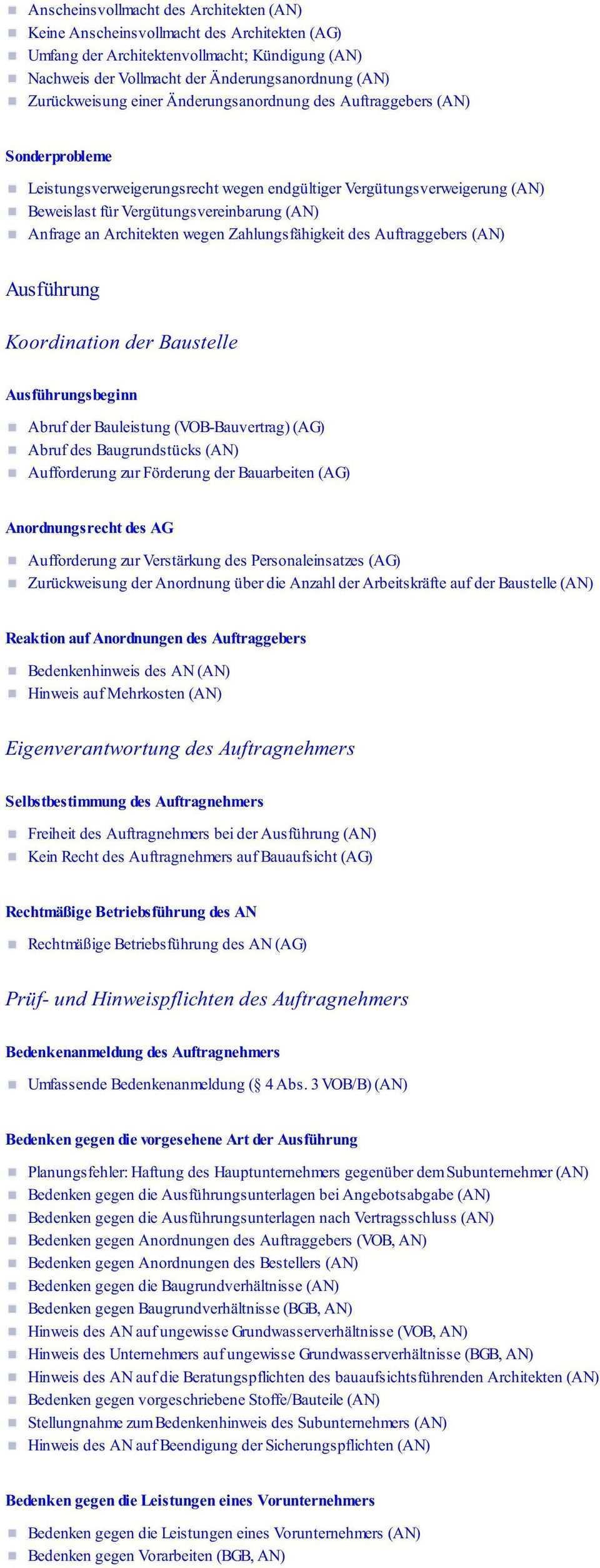 Mustervertrage Und Briefe Nach Hoai Und Vob Pdf Free Download