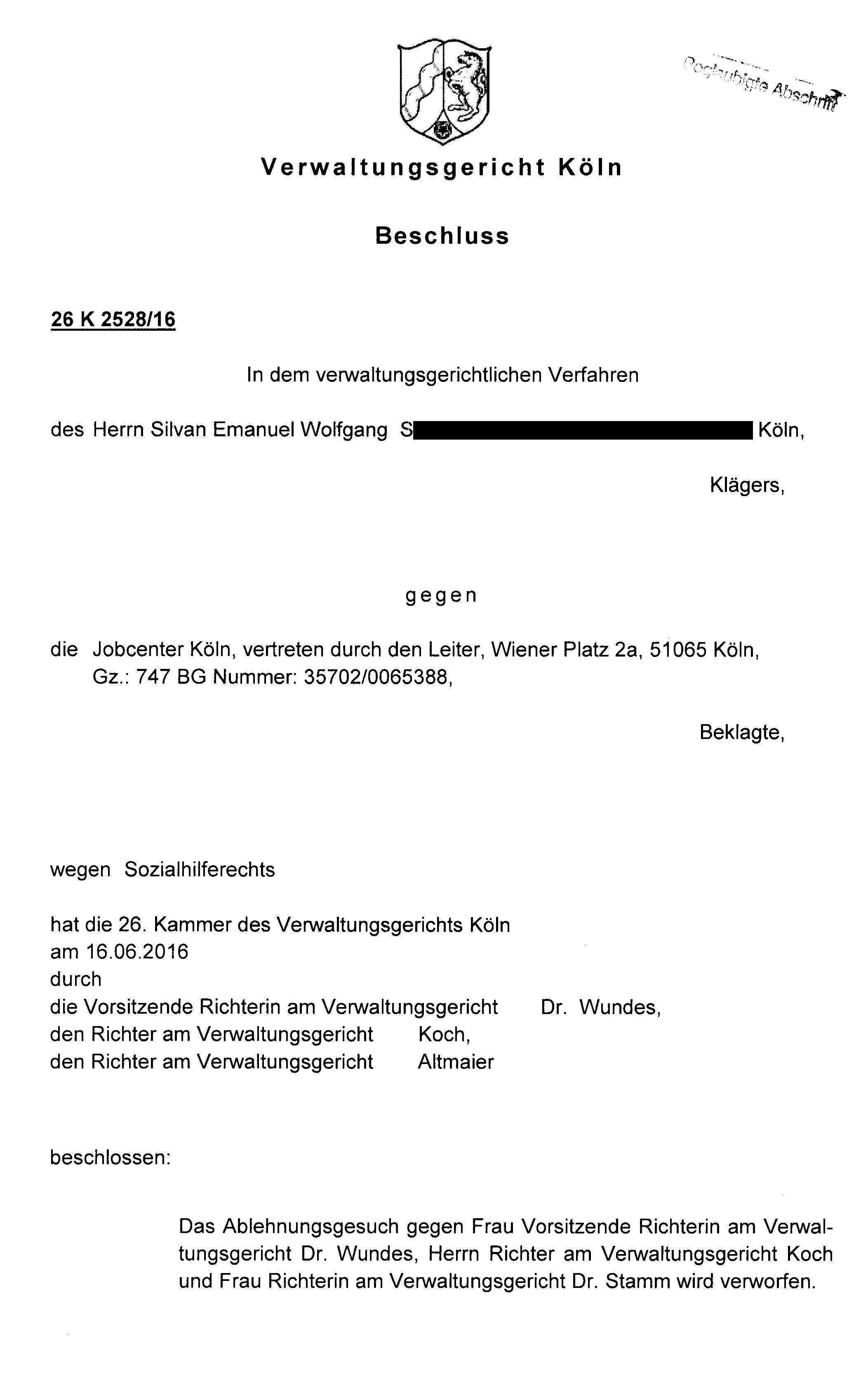 Bestatigung Keine Gesetzliche Richter Brd Nazi Justiz Von Dj Silvan