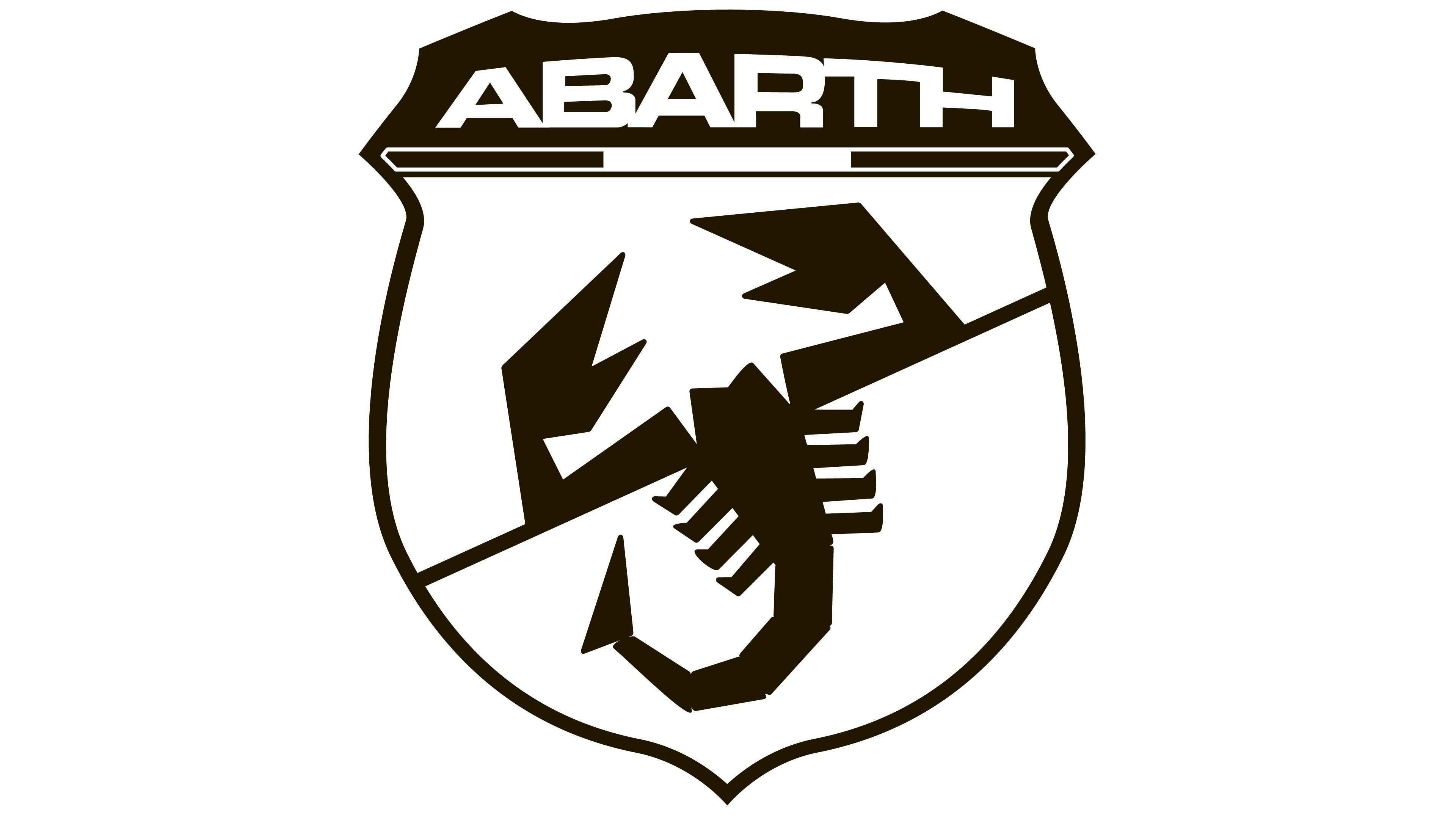Fiat Abarth Emblem Abarth Logo Emblem