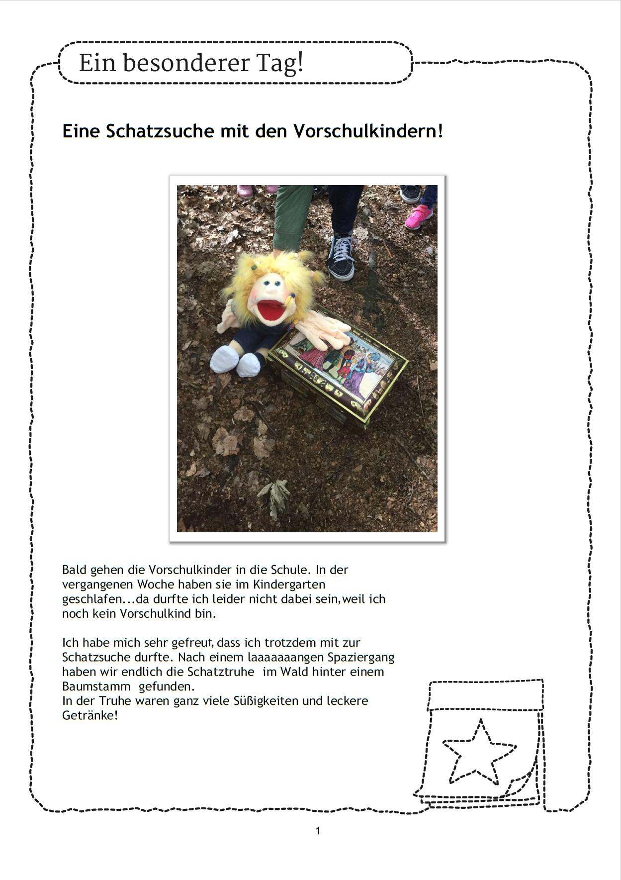 Eine Schatzsuche Im Kindergarten Begeistert Nicht Nur Die Kinder Auch Die Erzieher Und Erzieherinnen Haben Spa Kindergarten Entwicklung Kleinkind Vorschulbuch