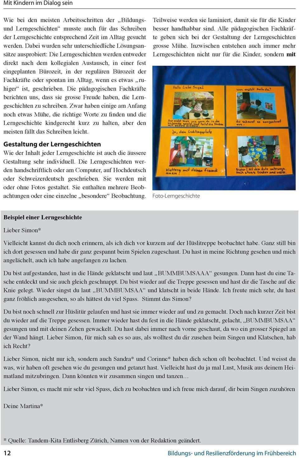 Lerngeschichten Machen Stark Mit Kindern Im Dialog Sein Pdf Free Download