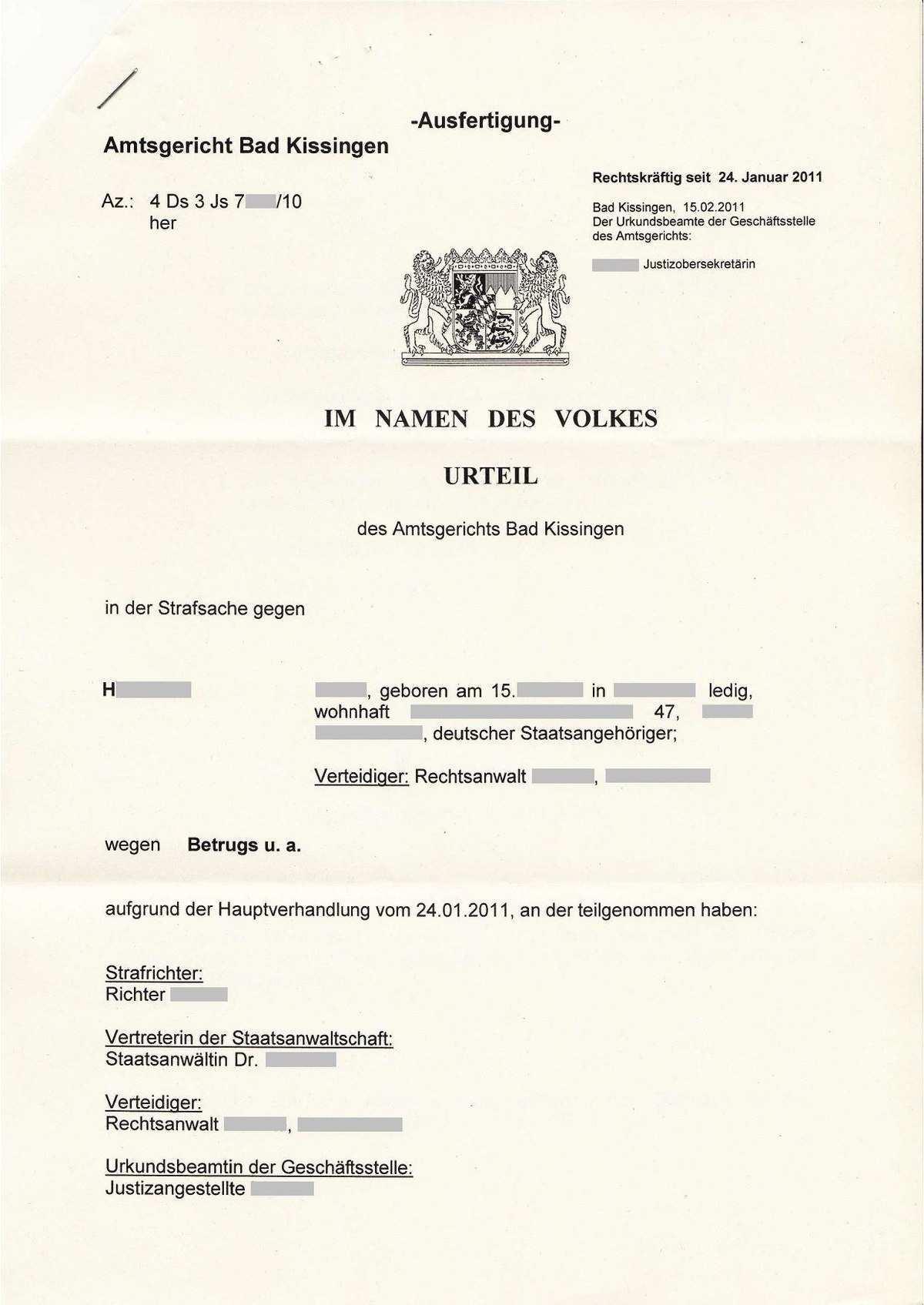 Urteil Deutschland Wikipedia