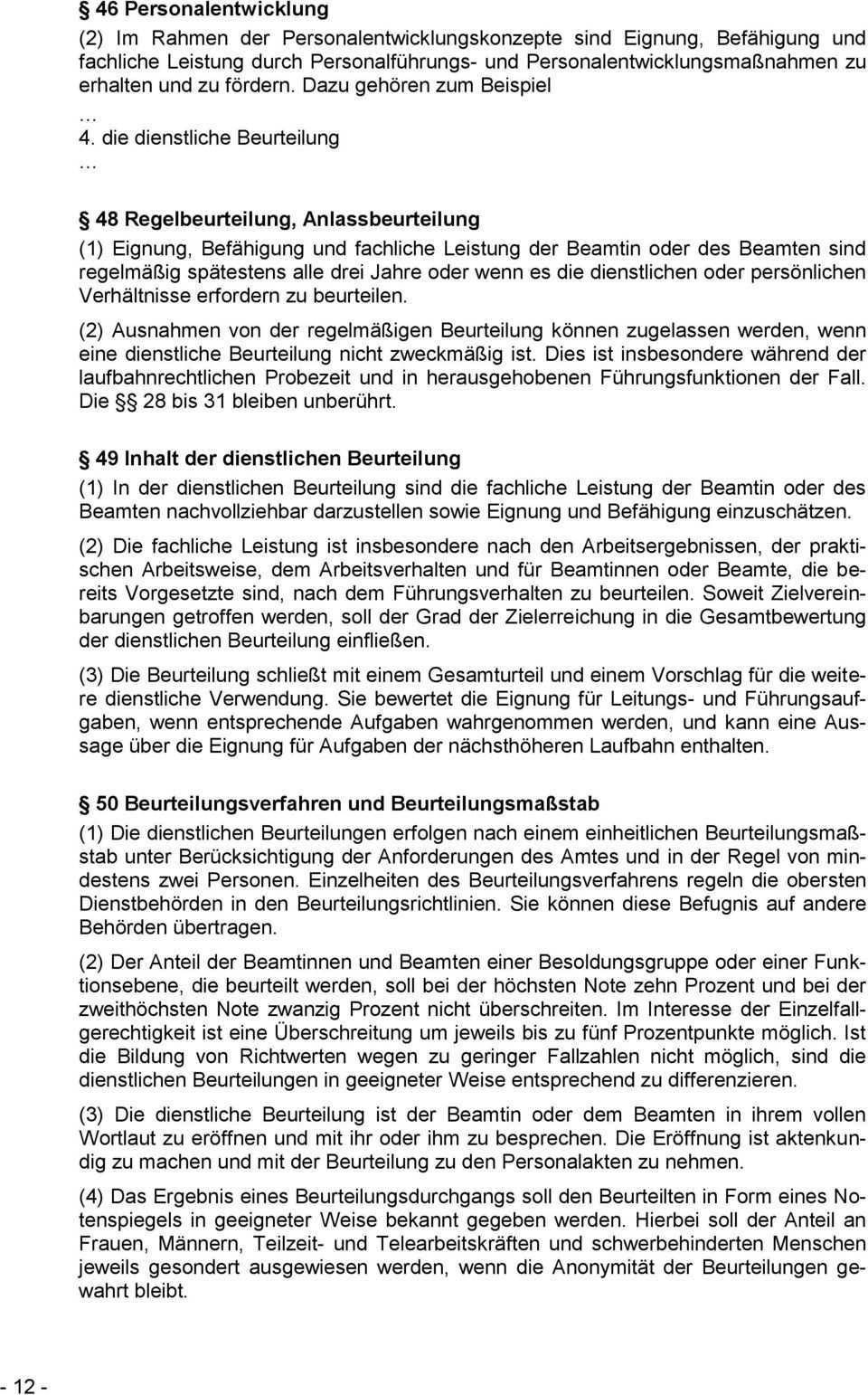 Dienstliche Beurteilung Und Beforderung Im Bereich Des Landesamtes Fur Steuern Rheinland Pfalz Pdf Free Download