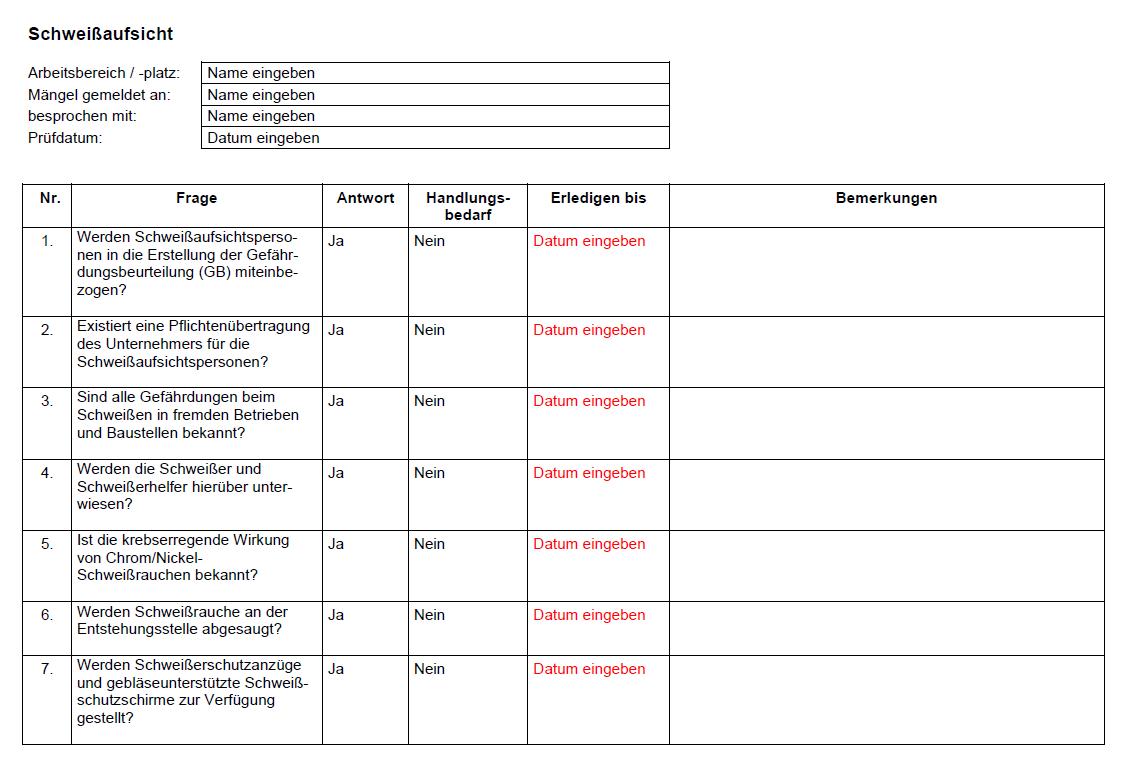 Checkliste Fragen Und Bewertungen 1 Vorstellungsgesprach Sofort Download