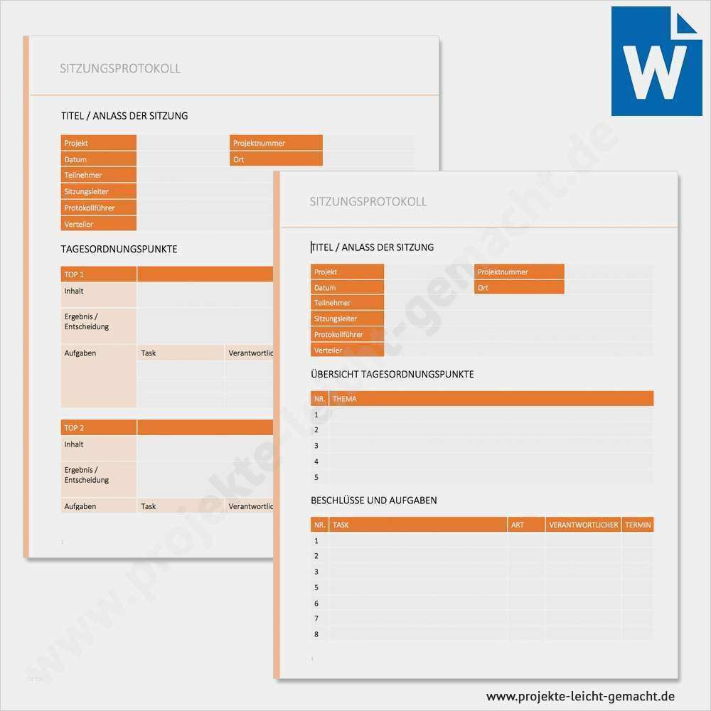 35 Inspiration Fortlaufendes Protokoll Excel Vorlage Galerie Excel Vorlage Deckblatt Vorlage Vorlagen