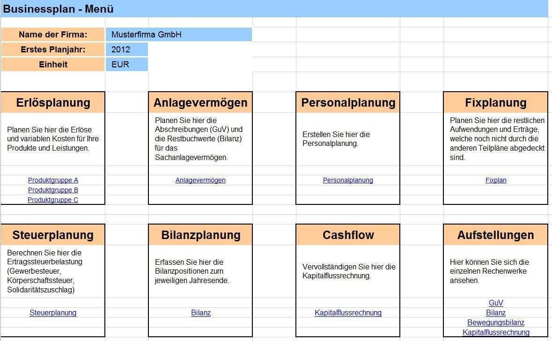 Pin Von Beatrice Schulze Auf Selbstandigkeit Businessplan Planer Leitfaden