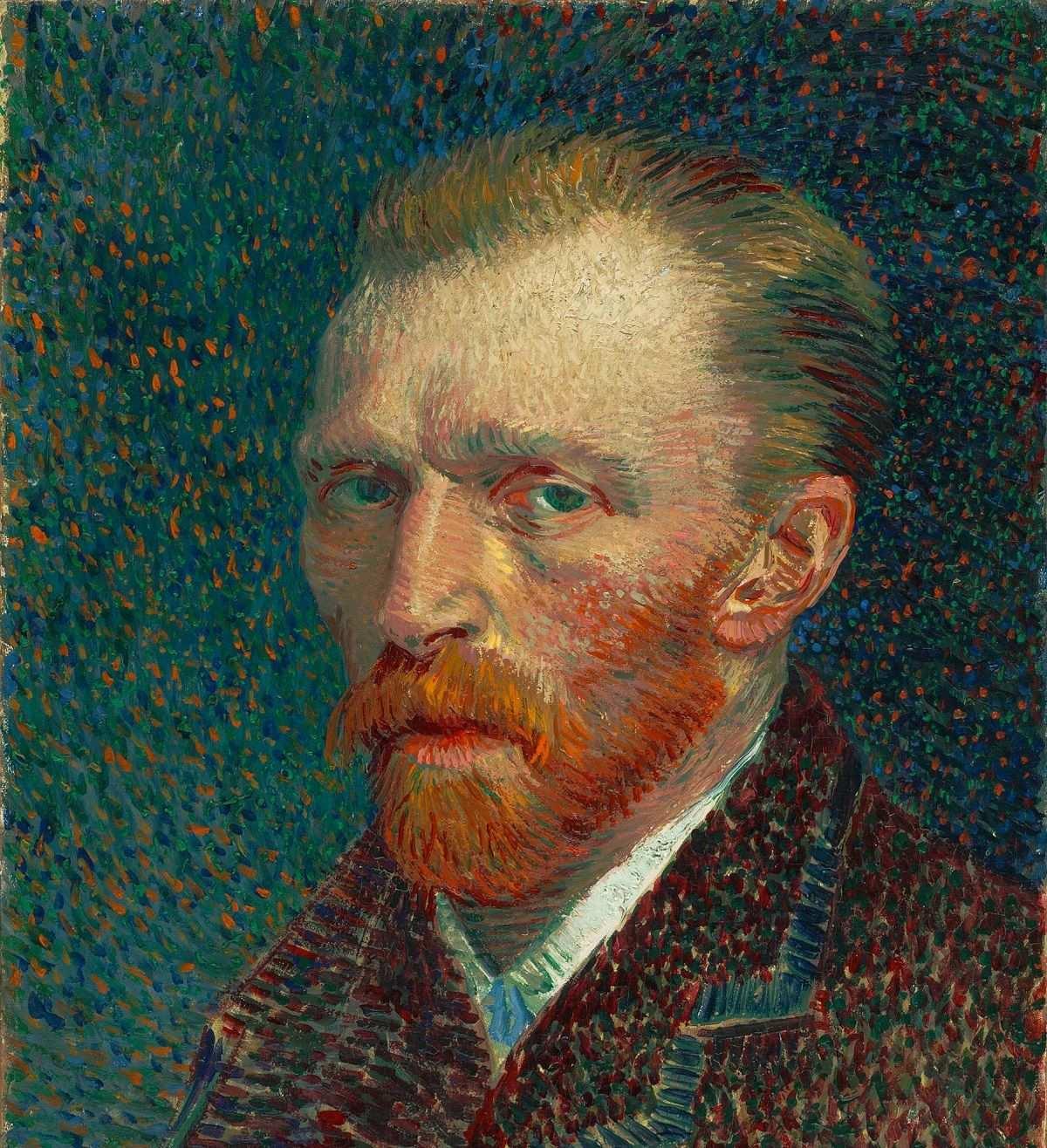 Personenbeschreibung Schreiben Aufbau Und Beispiele Van Gogh Gemalde Van Gogh Museum Portratmalerei