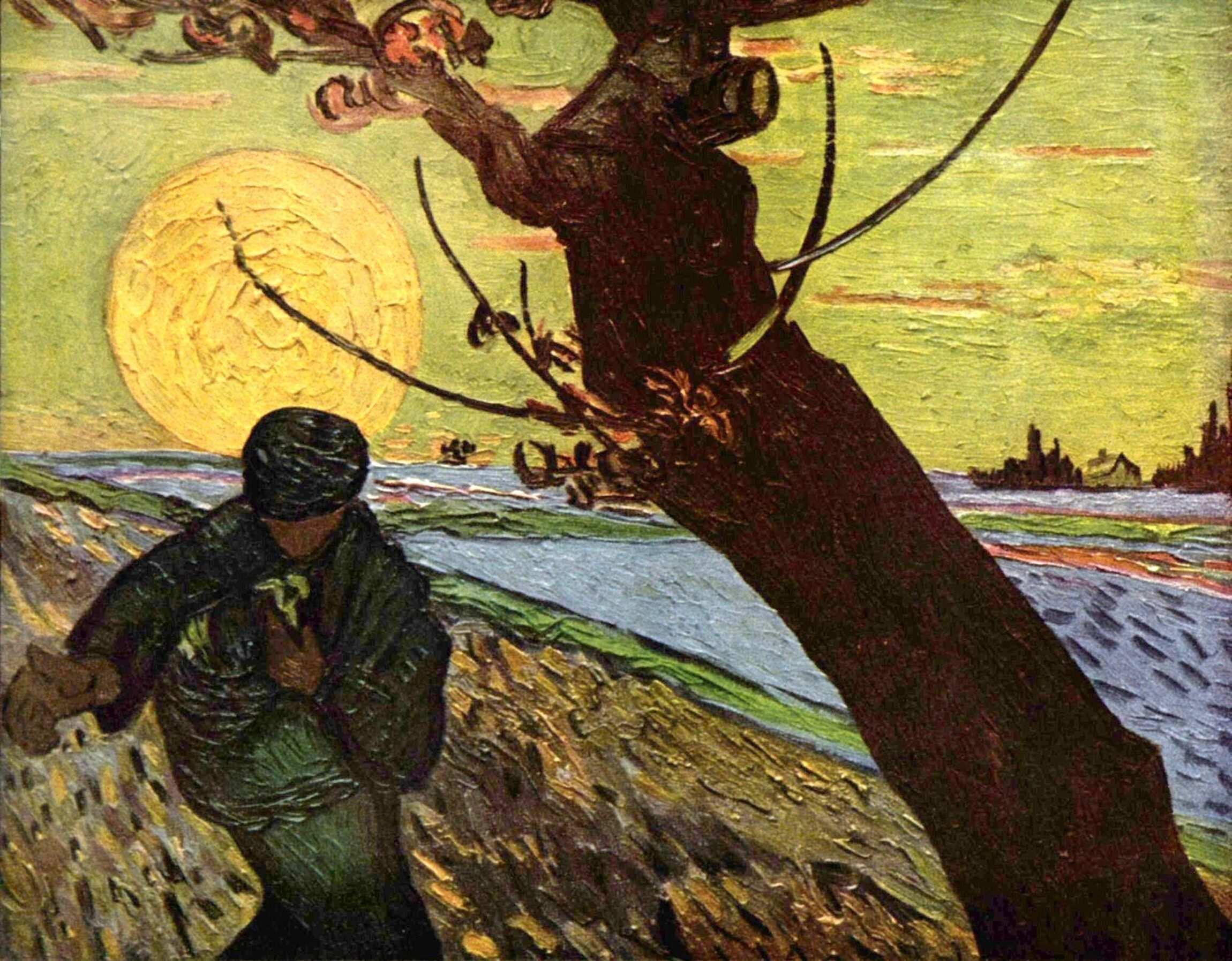 Religionspadagogisches Institut Loccum Der Samann Von Vincent Van Gogh