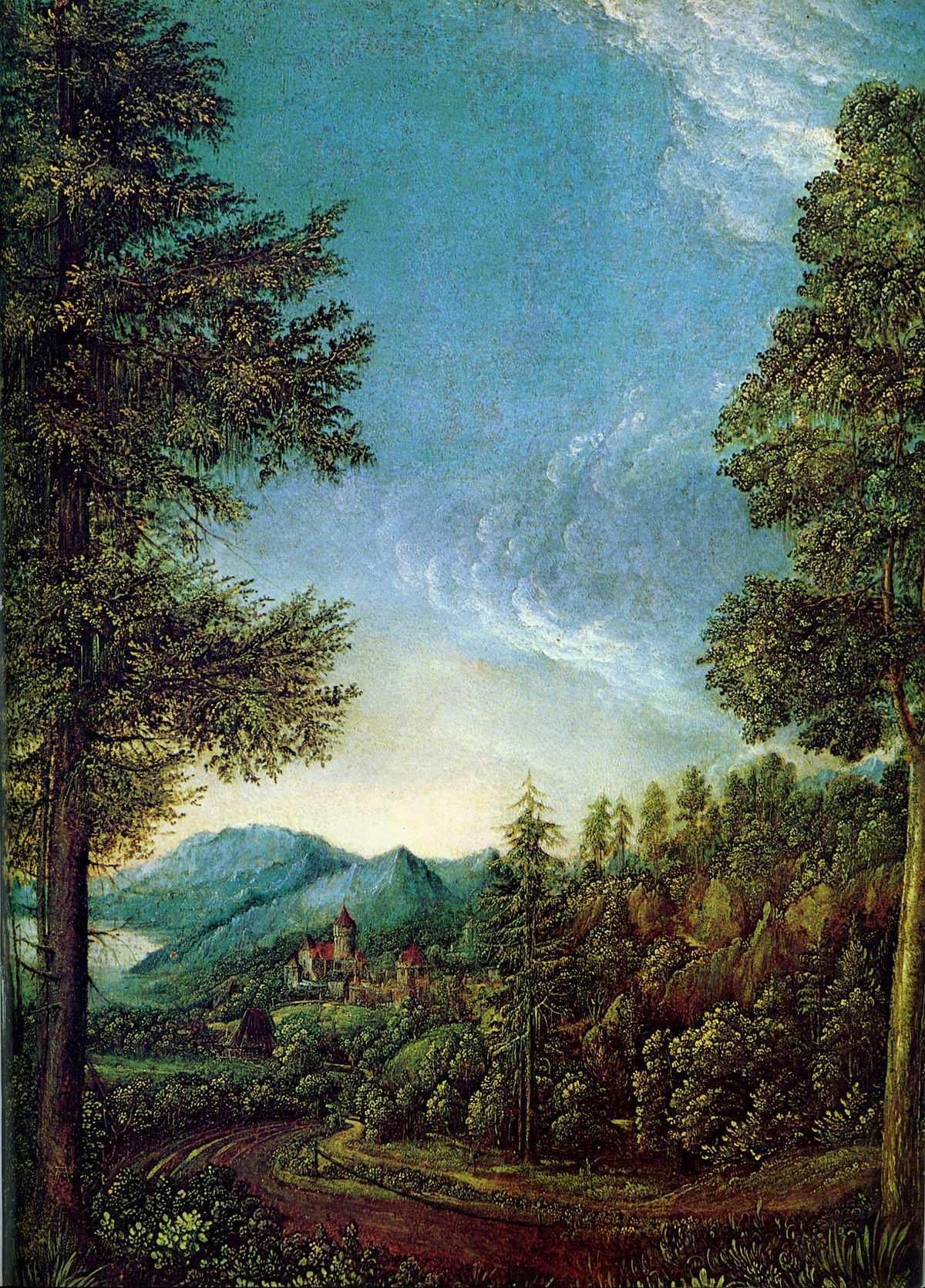 Landschaftsmalerei Wikipedia