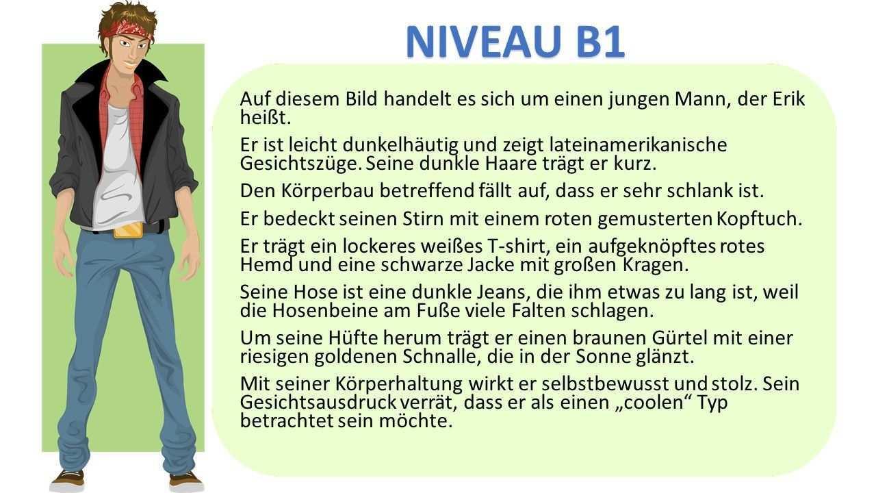 Personen Beschreiben Deutsch Lernen Personen Beschreiben Lernen