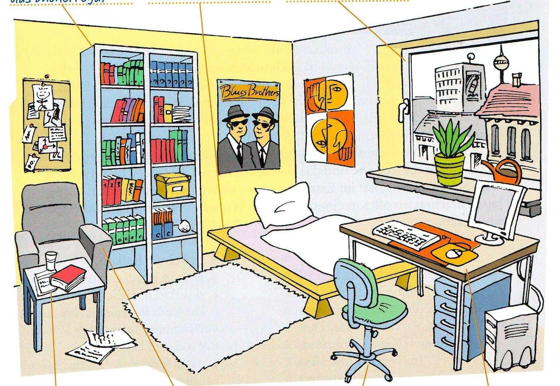 Zimmer Beschreiben Englisch Machanay Com In Deutsch Lernen Kinder Zimmer Dw Deutsch Lernen