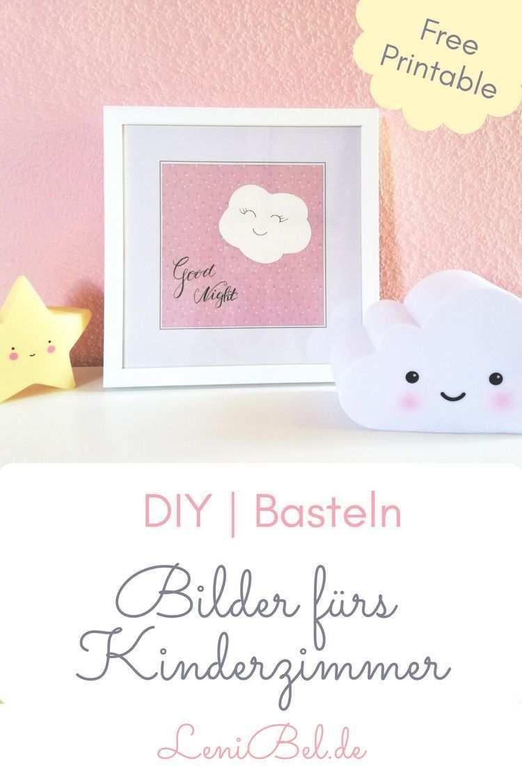 Wandbilder Furs Kinderzimmer Free Printable Und Bastelanleitung Kinderzimmer Selber Machen Kinder Zimmer Kinderzimmer