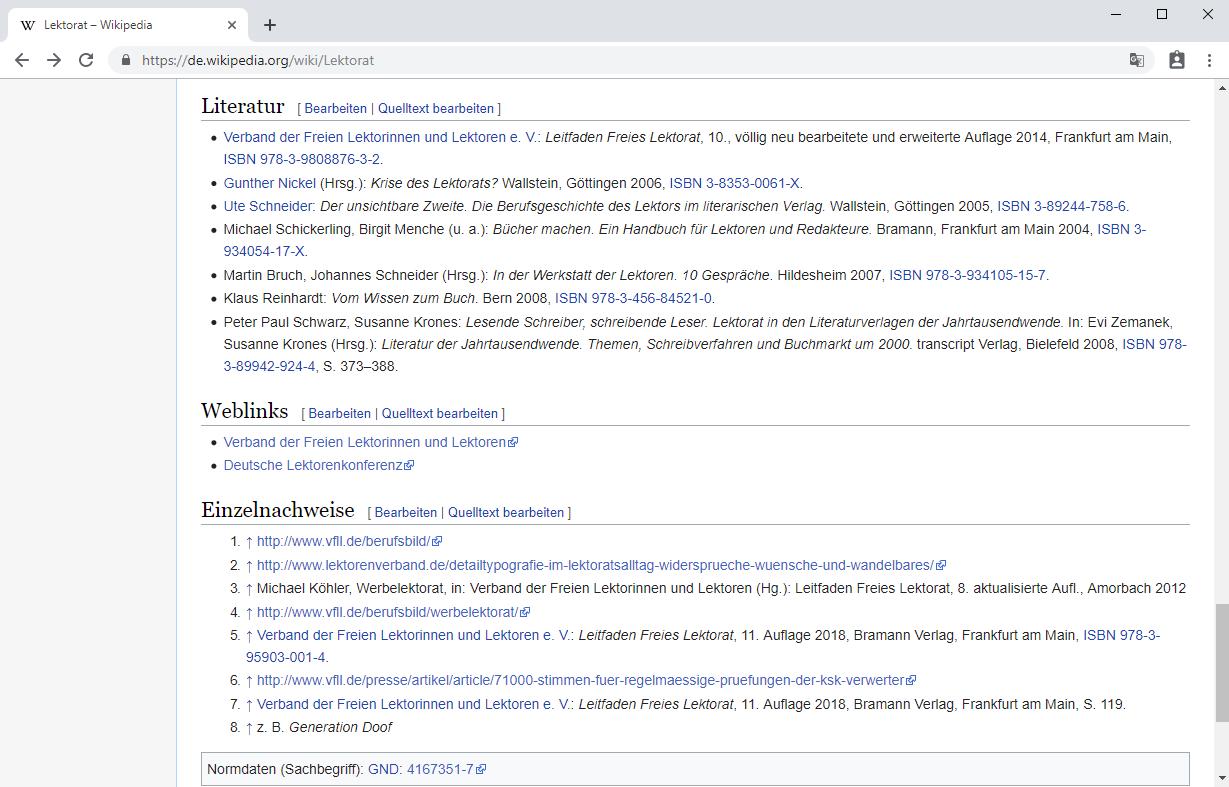 Wikipedia Zitieren Und Quellenangaben Finden So Geht S Richtig