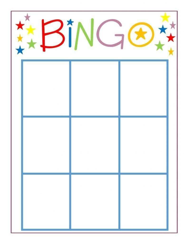 Free Bingo Card Template Stupendous Ideas Excel Creator With With Regard To Bingo Card Template Word 1 Bingo Card Template Bingo Sheets Bingo Cards Printable