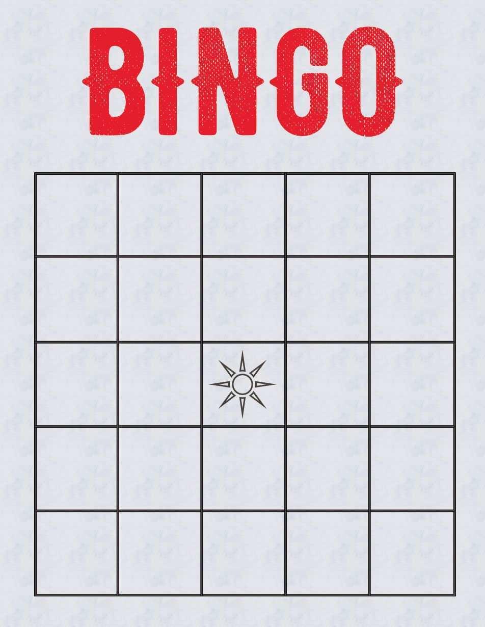Bunte Bingo Vorlagen Ausdrucken Bingo Vorlage Bingo Bingo Karten