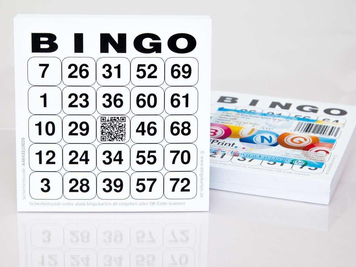 Bingokarten Fur Senioren 75er System Bingo Bingo Spiele Erstes Smartphone
