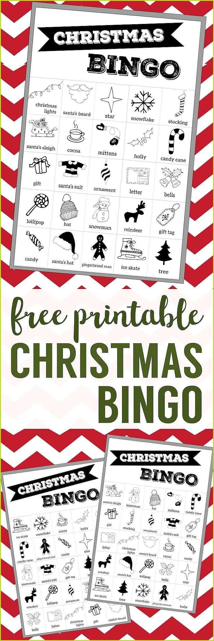 Kostenlose Weihnachts Bingo Karten Zum Ausdrucken Paper Trail Design Weihnachtsbingo Weihnachtsfeier In Der Schule Weihnachtskarten Zum Ausdrucken