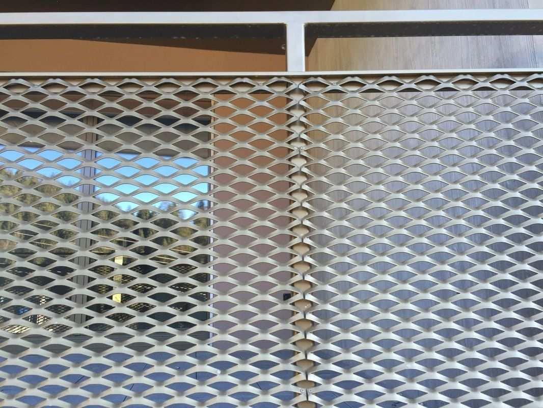 Streckmetall Fur Architektur Und Industrie Sennrich Ag Streckmetall Metall Architektur