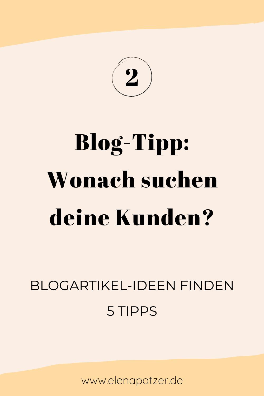 Blogartikel Ideen Finden 5 Tipps Fur Selbststandige In 2020 Blog Starten Blog Tipps Blog Erstellen