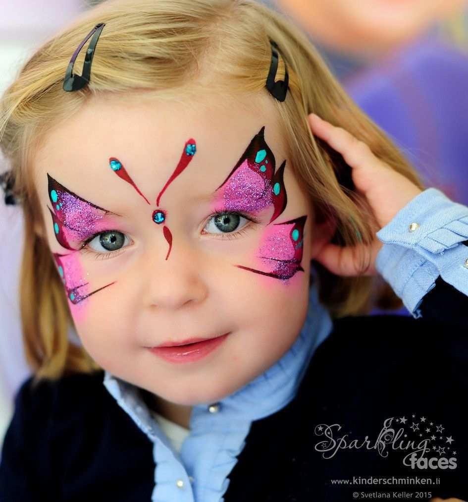 Galerie Kinder Schminken Kinderschminken Bemalte Gesichter