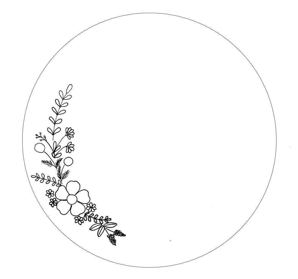 Stickschule Teil 2 Blumen Sticken Eigenkreation Sticken Sticken Blumen Sticken Und Nahen