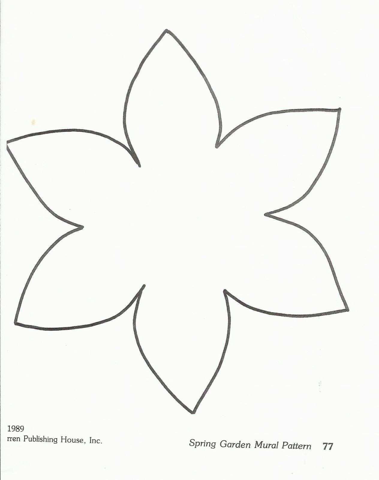 Pin Von Amanda Seamans Auf Crafty Ideas For Taddles Kids And Teenage Blumen Vorlage Vorlagen Blumen Basteln Blumen Schablone