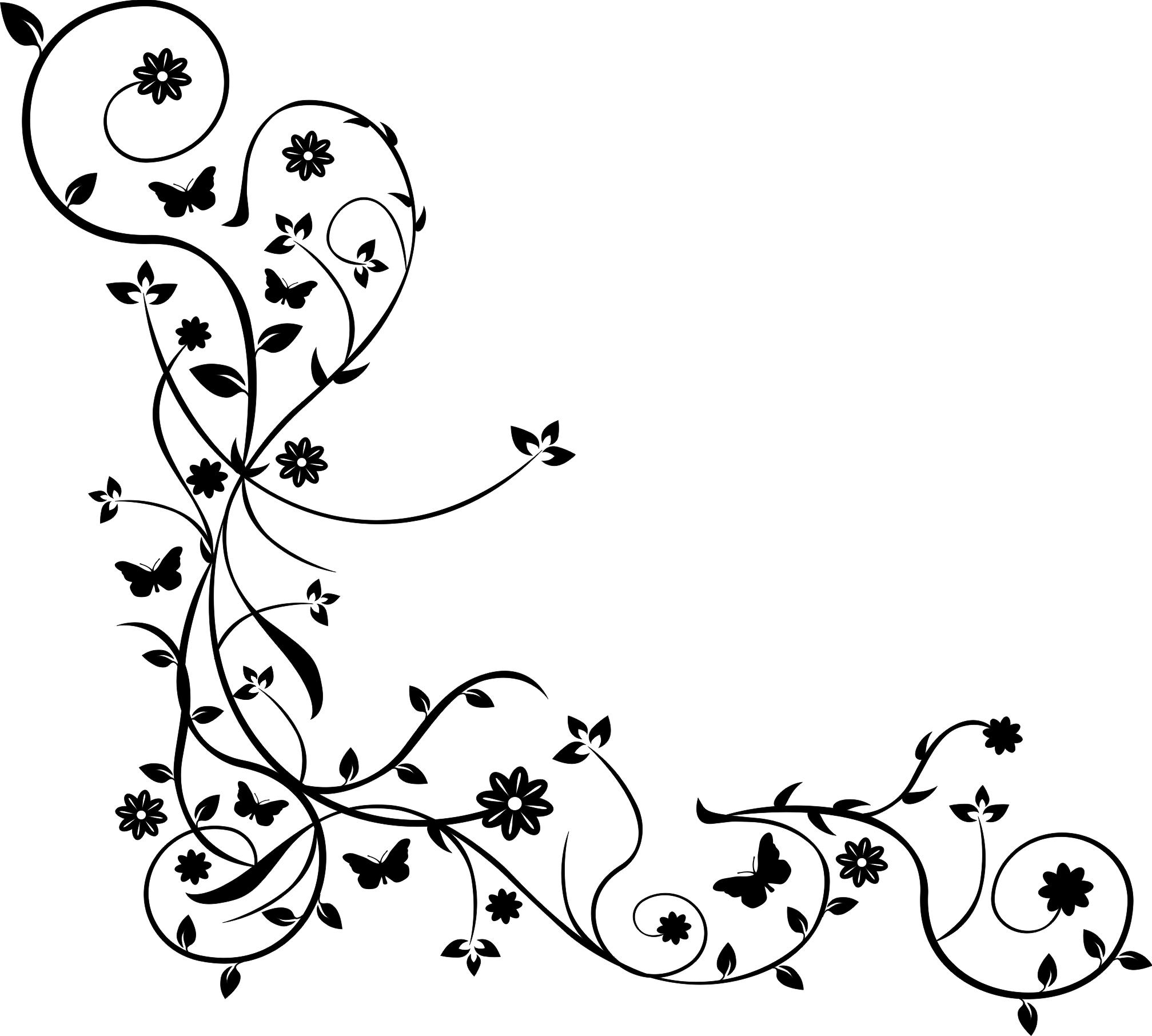 Blumenranken Bilder 6958325186016728063 Jpg 2 015 1 812 Pixels Blumenranken Tattoo Blumenranken Blumenranken Vorlagen