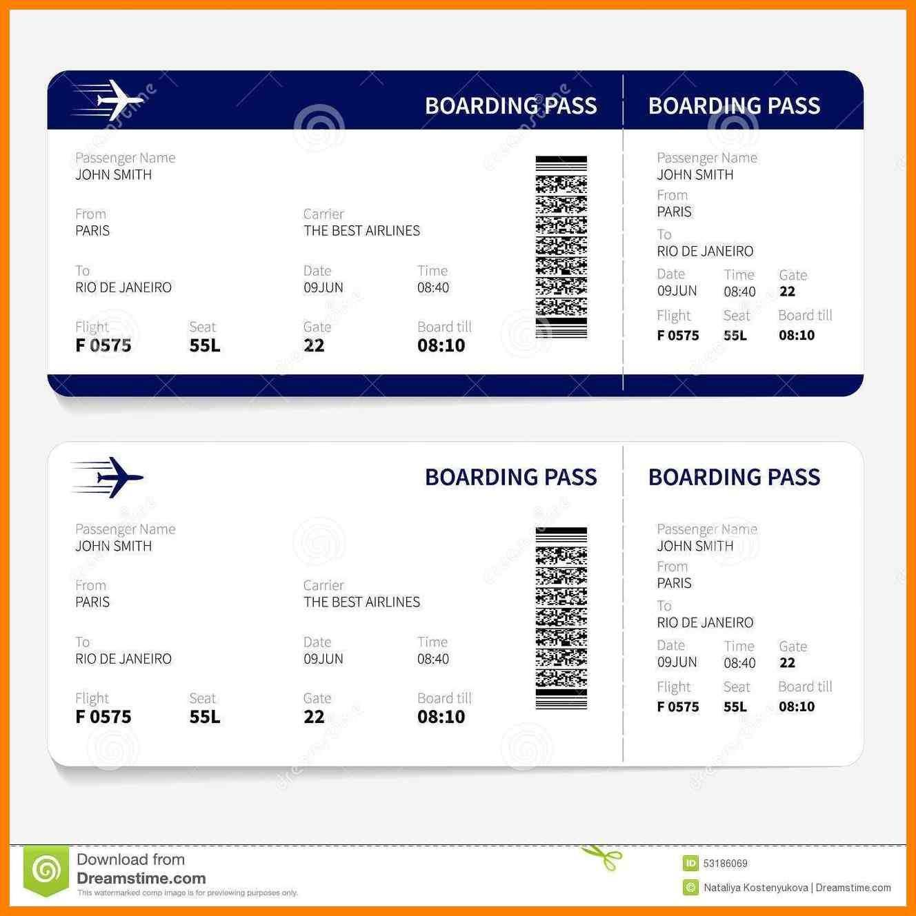 6 Free Printable Boarding Pass Template St Columbaretreat House Ticket Vorlage Bordkarte Bordkarte Einladung