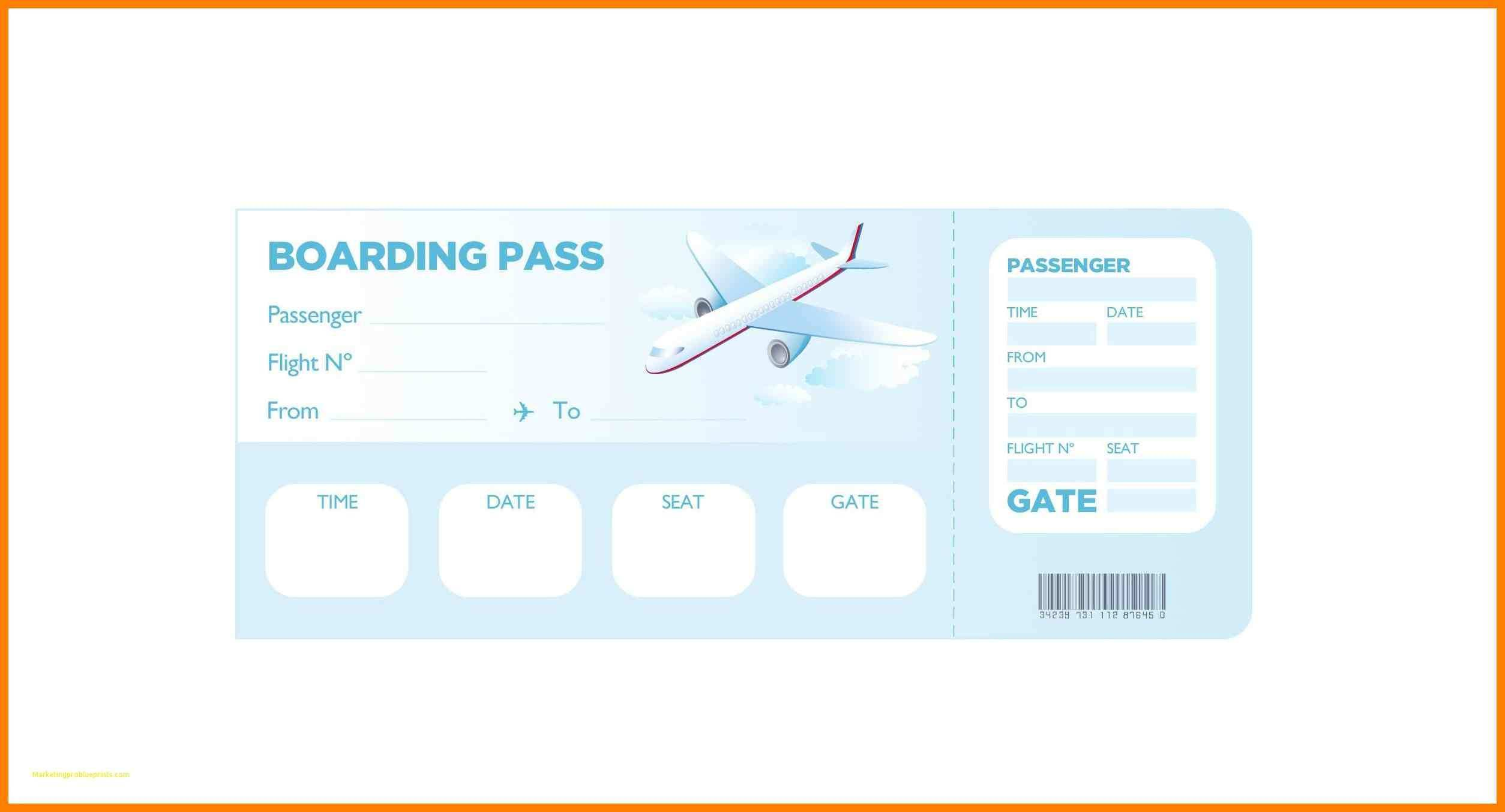 6 Free Printable Boarding Pass Template St Columbaretreat House Boarding Pass Template Free Printables Boarding Pass
