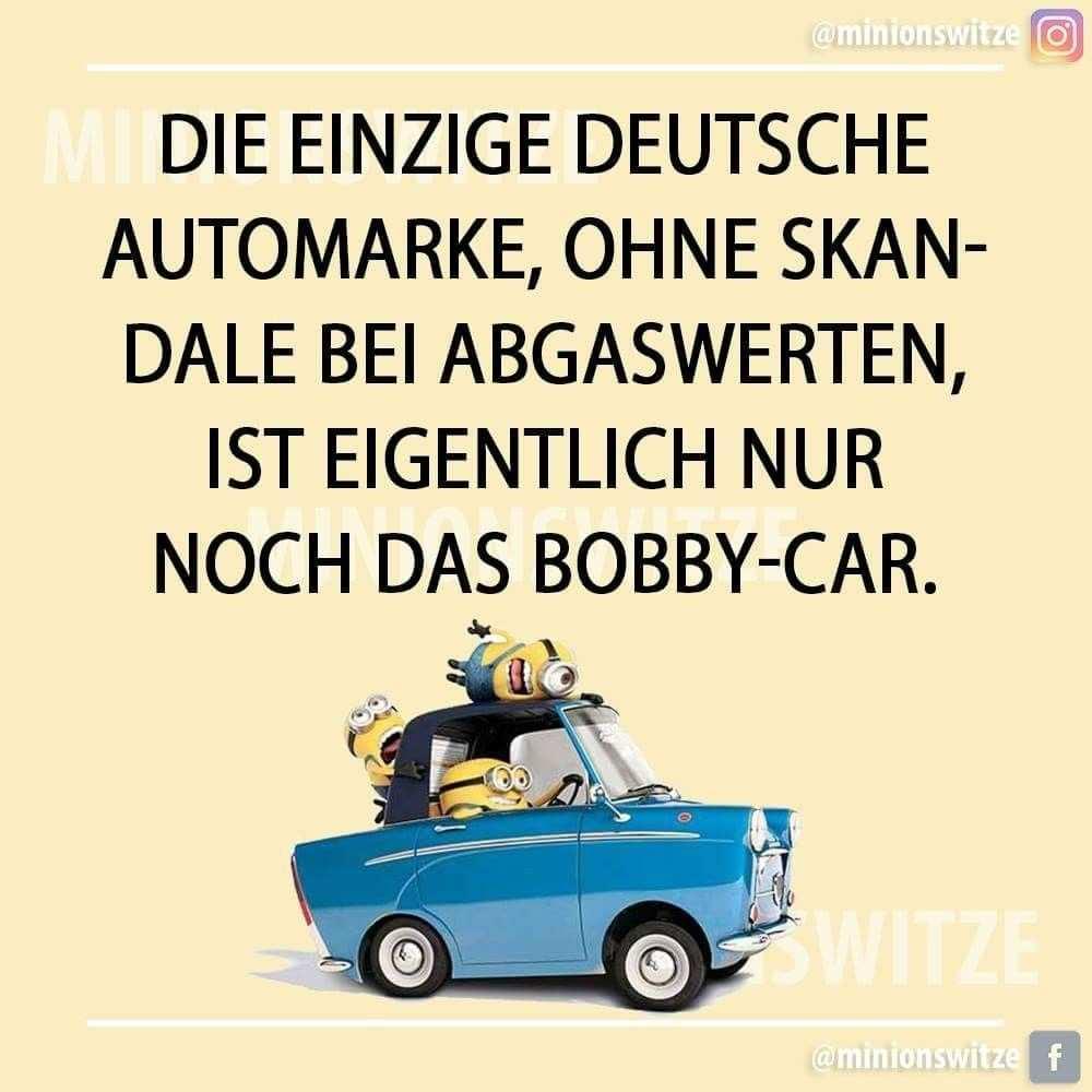 Automarke Bobbycar Einzige Skandal Ohneeinzige Automarke Ohne Skandal Bobby Car Witzige Spruche Spruche Lustige Spruche