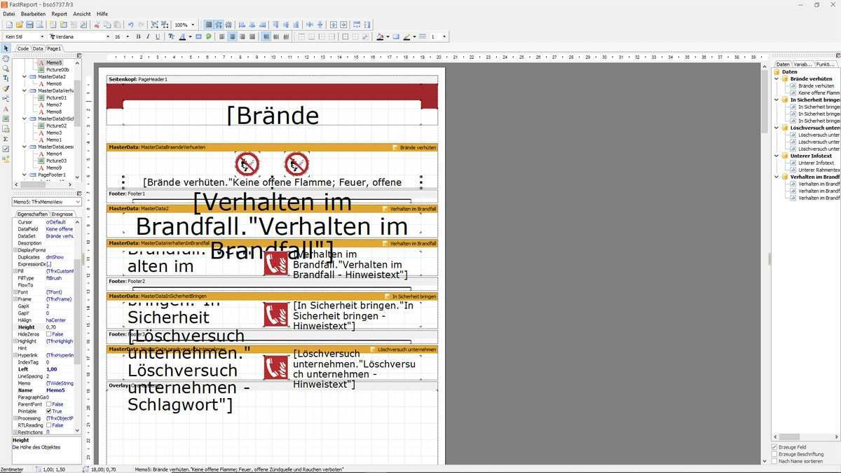Software Brandschutzordnung Erstellen 2021 Fluchtplan24 Gmbh