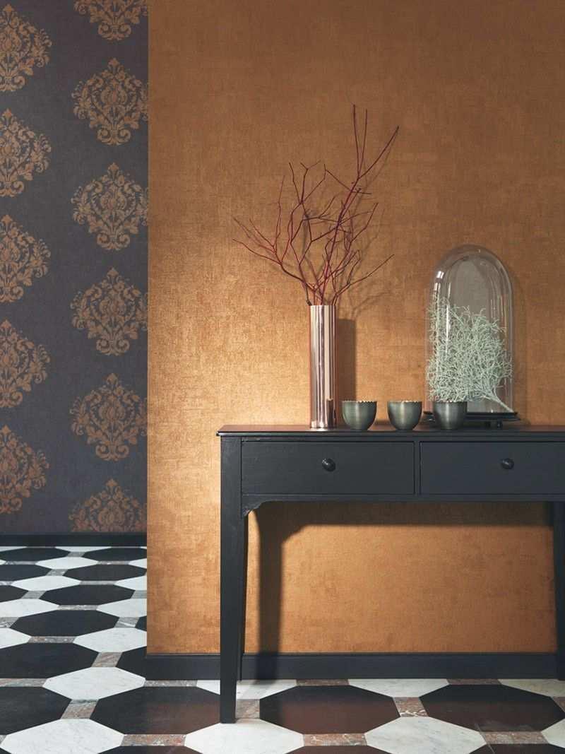Tapete Avilio 03 Tapeten Wandfarbe Muster Wandmalerei Ideen