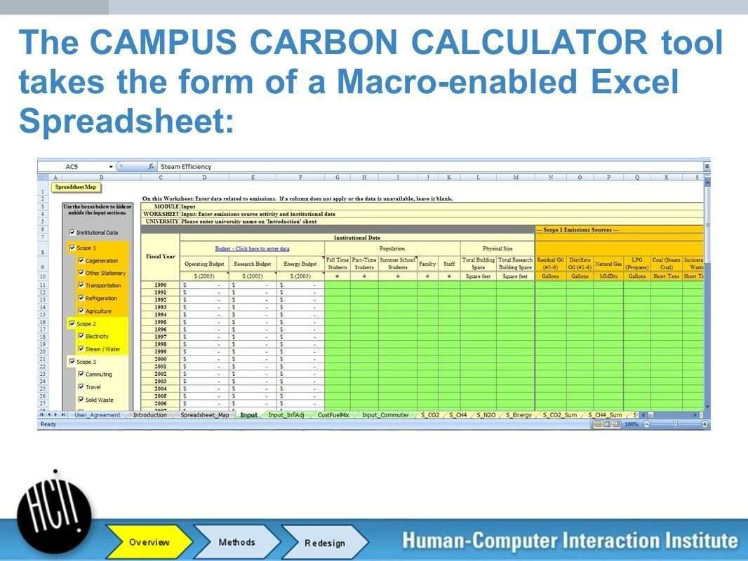 Carbon Footprint Calculator Excel Spreadsheet Carbon Footprint Calculator Spreadsheet Template Excel Spreadsheets
