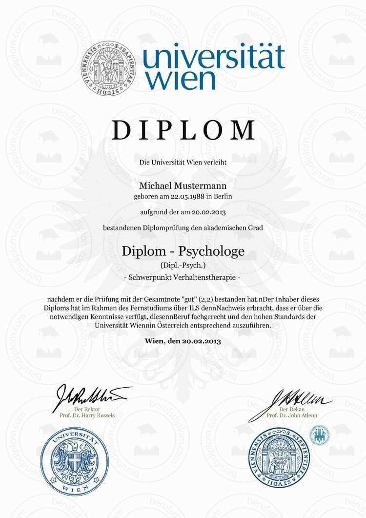 Diplom Urkunde Wien Diplome Ganz Einfach Online Kaufen Dipl Agrar Ing Fh Diplom Agraringenieur Fh Dipl Archivar Fh Diplom Ar Bachelor Urkunde Master