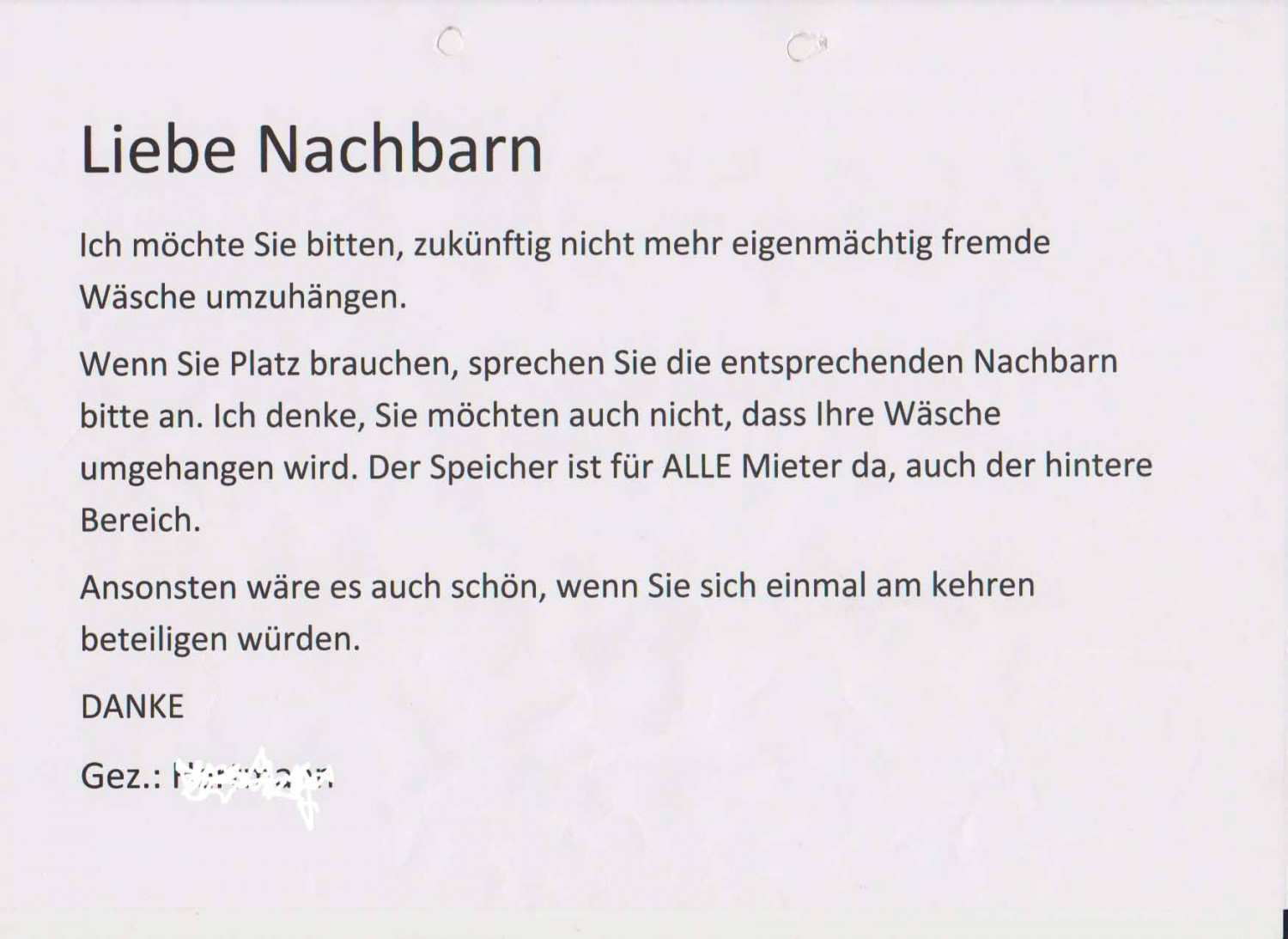Alle Tage Wieder Page 3 Fasti Commentarii