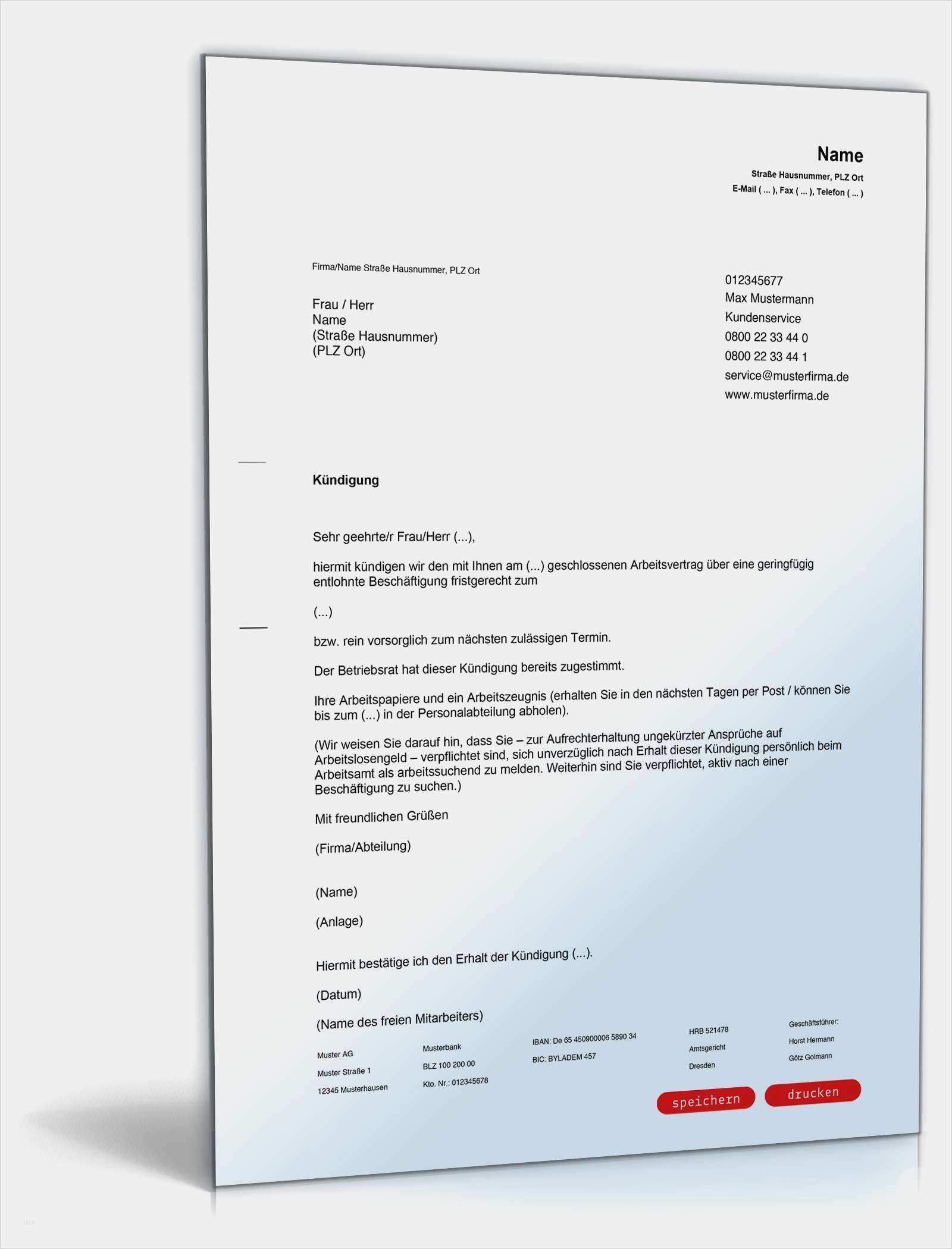34 Schonste 400 Euro Job Kundigung Vorlage Galerie Finanzen Finanzamt Lebenslauf