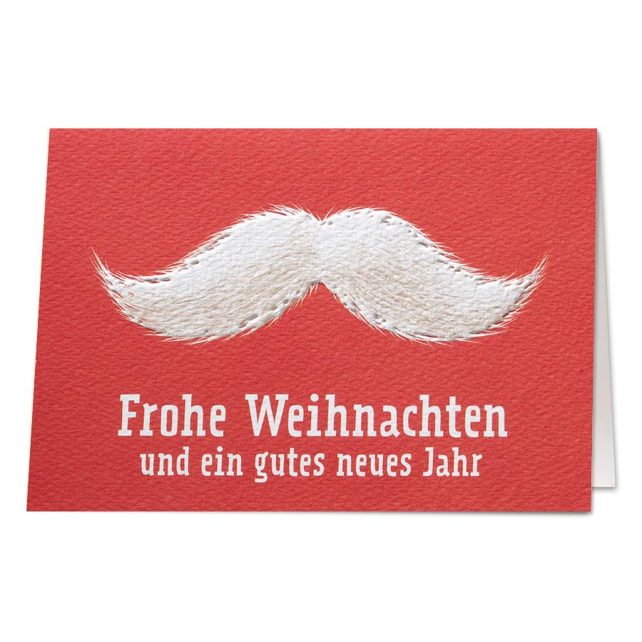 Lustige Weihnachtskarten Schnurrbart Top Kartenlieferant De By Wimmer Druck Aachen Lustige Weihnachtskarten Weihnachtskarten Weihnachtskarten Online