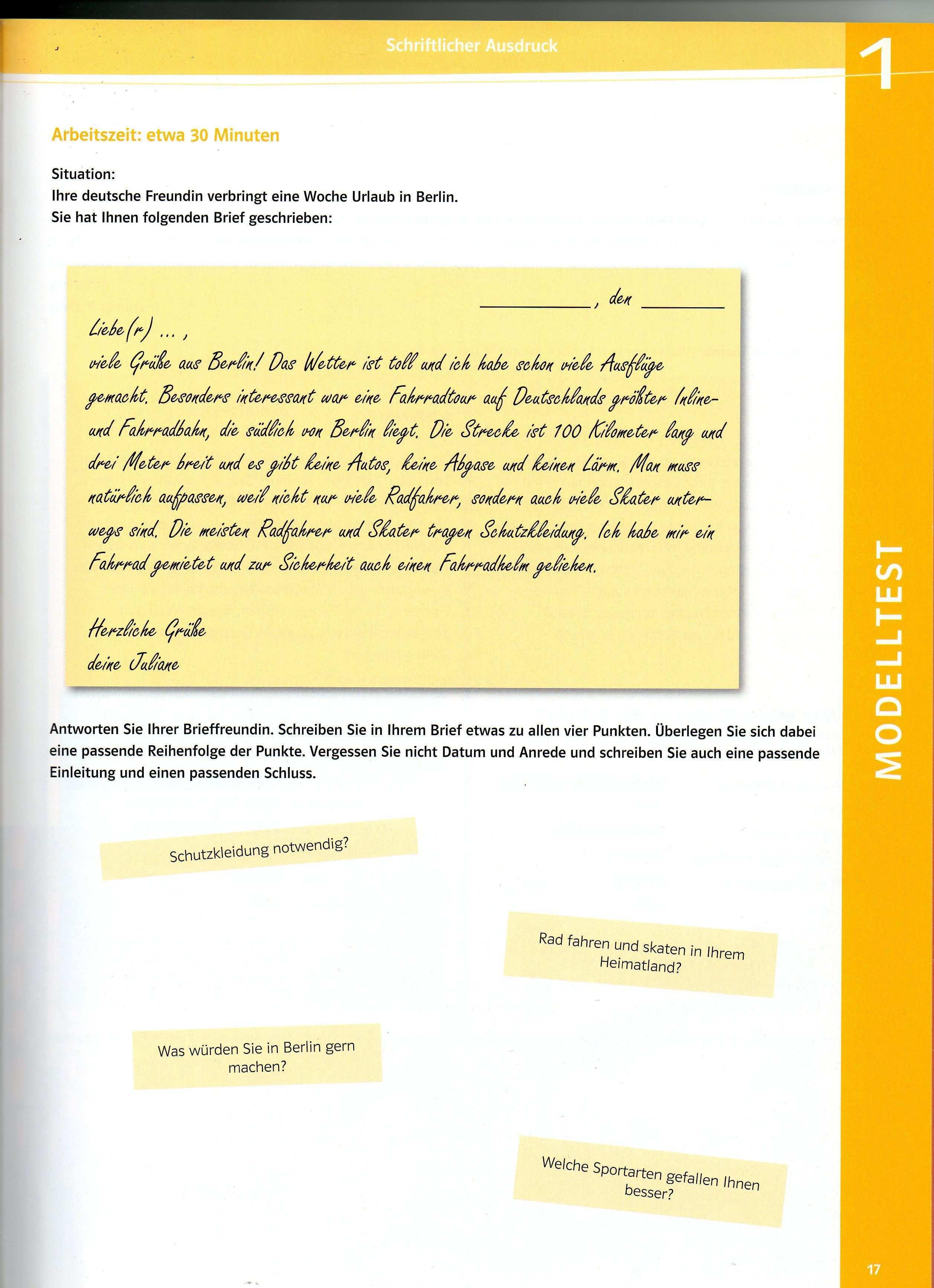Img590 Jpg 2514 3467 Deutsch Lernen Brief Deutsch Briefe Schreiben