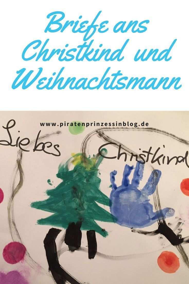 Brief An Das Christkind Die Wichtigsten Adressen Piratenprinzessin Brief Ans Christkind Christkind Brief Vom Weihnachtsmann