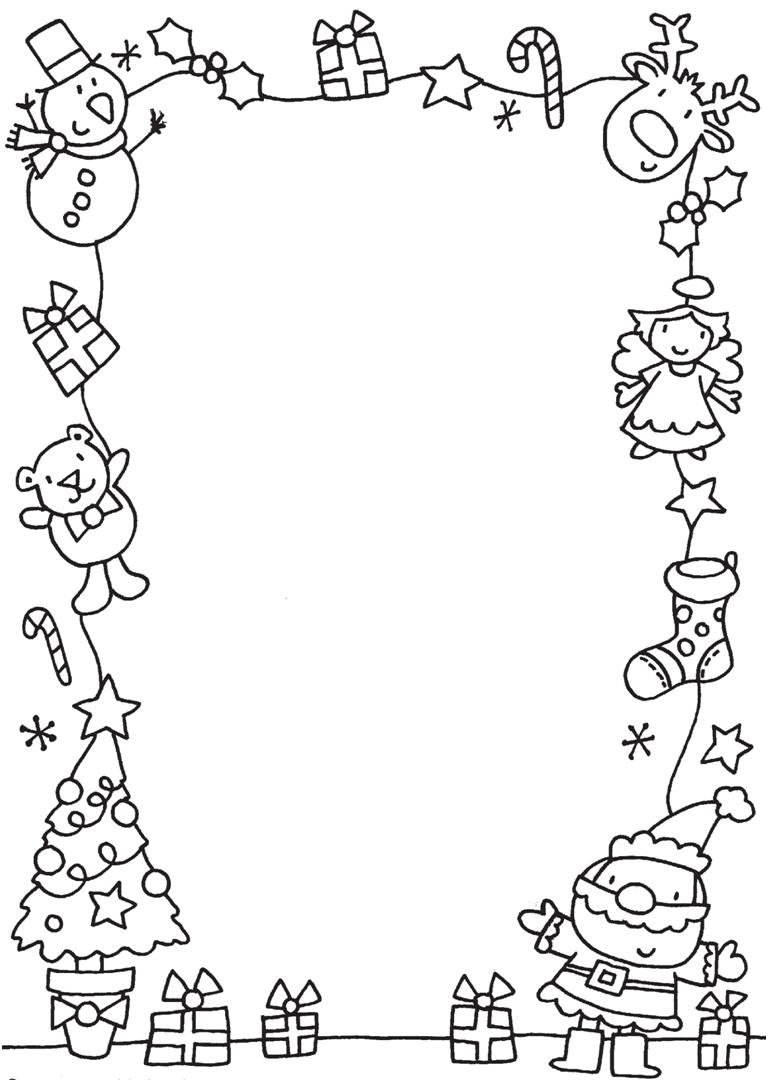 Weihnachtsbuchstaben Brief Vom Weihnachtsmann Vorlage Vorschule Weihnachten