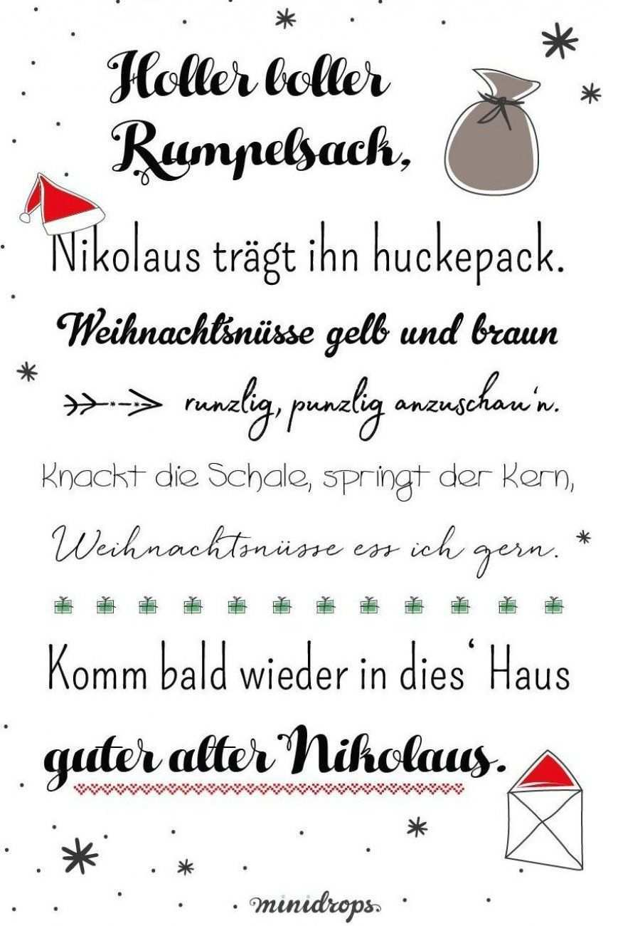 Happy Nikolaus Kindergarten Math Christmas Kindergarten Kindergarden